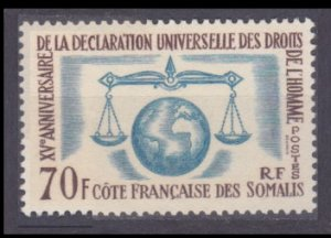 1963 Cote Francaise de Somalis 356 UNIVERSAL DECLARATION OF HUMAN RIGHTS