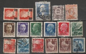 Italy Used Lot #190807-3