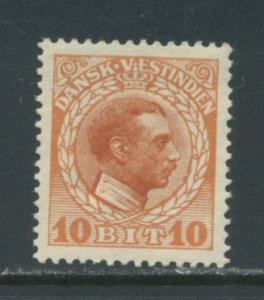 Danish West Indies 52  MVLH