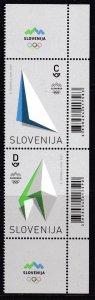 Slovenia, Olympic Games Tokyo 2021 MNH / 2021
