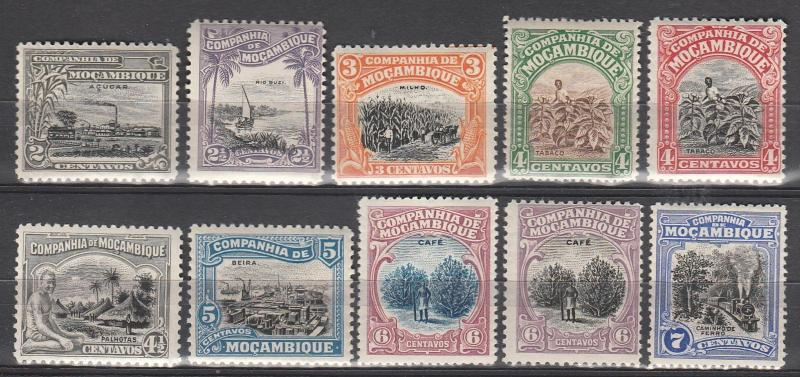 Mozambique Company #114-23   F-VF Unused  CV $4.70  (A15085)