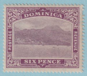 DOMINICA 61  MINT HINGED OG * NO FAULTS VERY FINE!
