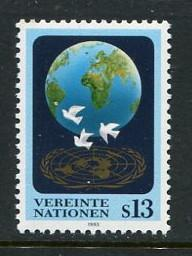 United Nations Austria #149 MNH