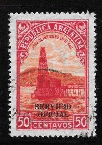 Argentina Used [3277]
