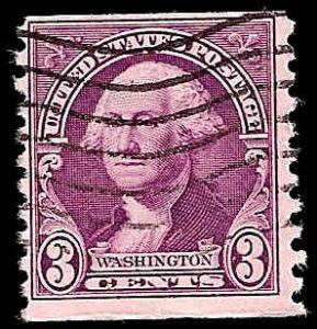 # 721 USED DEEP VIOLET GEORGE WASHINGTON