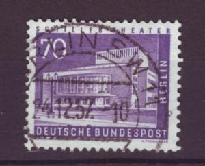 J959 jls stamps 1953-6 allied occup,t berlin used scn 9n134
