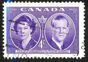 Canada #315 Used