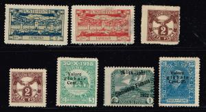 ITALY STAMPS COLLECTION LOT #T3  FIUME