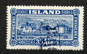 Iceland, Scott #147, Used