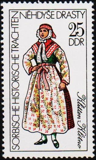 Germany(DDR). 1977 25pf  S.G.E1927 Unmounted Mint