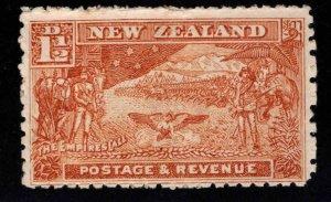 New Zealand Scott 101 Mnh** Boer War stamp 1901 WMK 63