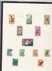 indonesia stamps page ref 16955