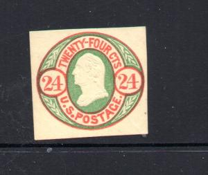 U44 Mint F-VF 4 Small Margin copy CV $240