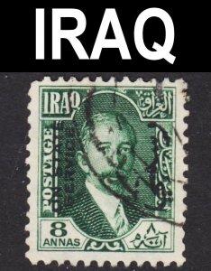 Iraq Scott O33 F to VF used.
