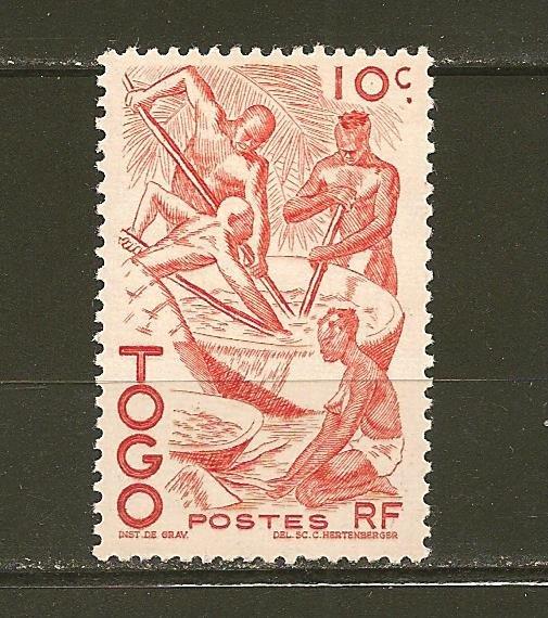 Togo 309 Mint Hinged