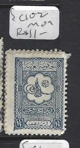 SAUDI ARABIA  (P2808BB)  SG  102   MOG