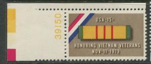 USA- Scott 1802 - VierNam Robbon -1979 -MNH - Single 15c Stamp
