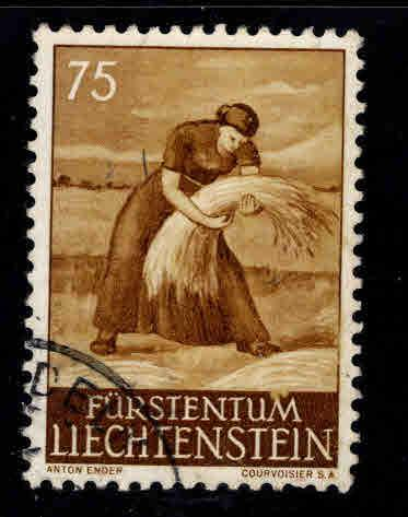 LIECHTENSTEIN Scott 343 Used