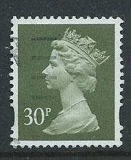 Great Britain - QE II Machin SG Y1694