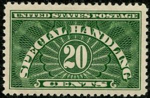 US Scott #QE3 Mint-XF/; Hinged
