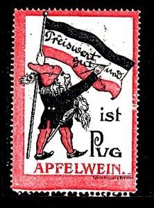 Germany Cinderella PUG Apple Wine Apfelwein Gnome Dwarf Zwerg