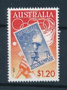 [73600] Australia 1999 Olympic Games Stamp on Stamp  MNH
