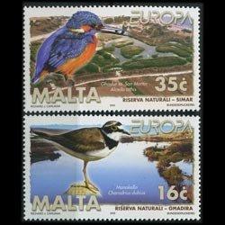 MALTA 1999 - Scott# 968-9 Europa Set of 2 NH