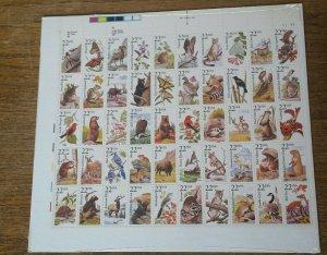 Scott # 2335a 1987 Wildlife Sheet Philatelic Sales Original Sealed Package (273)