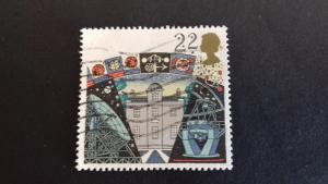 Great Britain 1990 Astronomy Used