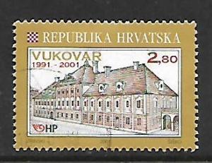 CROATIA, 456, USED, ELTZ CASTLE, VUKOVAR
