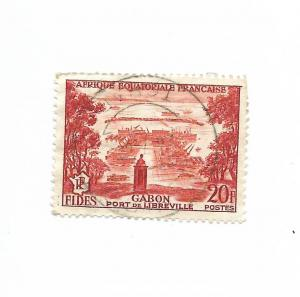 French Equatorial Africa 1956 - Scott #192