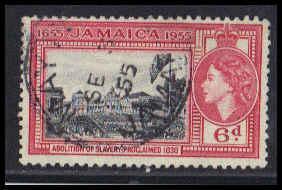 Jamaica Used Fine ZA5057