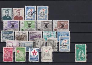 turkey stamps ref r10773