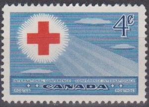 Canada #317 MNH VF  (A7707)