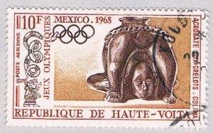 Burkina Faso C54 Used Acrobat 1958 (BP47108)