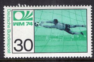 Germany 1146 Soccer MNH VF