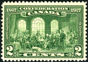 Canada #142 MINT OG NH