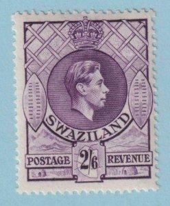 SWAZILAND sg 36b MINT HINGED OG * NO FAULTS VERY FINE!