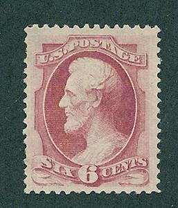148 Unused,  6c. Lincoln,   scv: $290,  FREE Insured Shipping