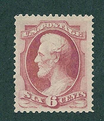 148 Unused,  6c. Lincoln,   scv: $290,  FREE Insured Shipping