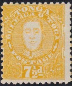 Tonga 1895 SC 32 MLH