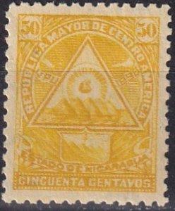 Nicaragua #106  F-VF Unused CV $10.00  (SU7869)