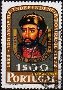 Portugal. 1972 1e S.G.1485 Fine Used