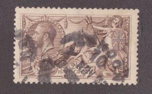 Great Britain, # 173, Britania, Used, 1/3 Cat.