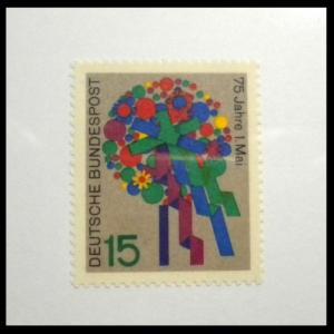 GERMANY STAMP 1965. SCOTT # 926.  MINT