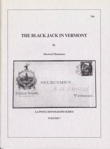 The Black Jack in Vermont, by Durward Mommsen. S/B used