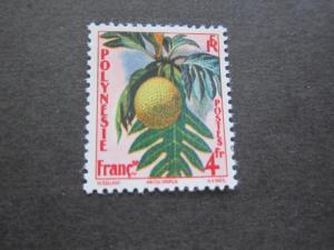 French Polynesia 1959 Sc 192 MH