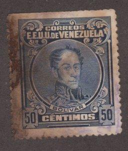 Venezuela 280a Simon Bolivar 1924