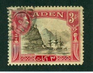 Aden 1939 #22 U SCV (2018)=$0.25