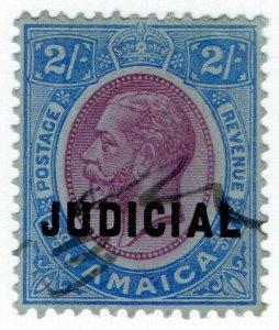 (I.B) Jamaica Revenue : Judicial 2/-